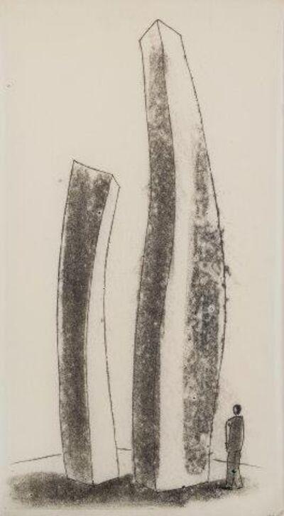 Harry Bertoia, 'Untitled (1822'
