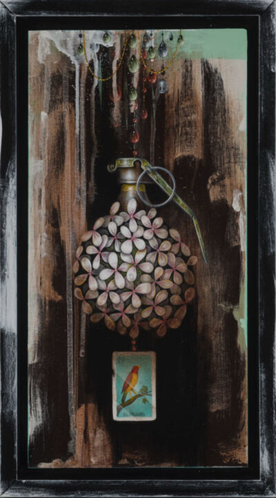 Johnny Rodriguez (KMNDZ), 'Pull the Pin', 2015