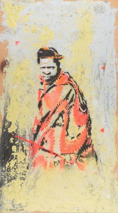 Thó Simões, 'Pastor Himba', 2016