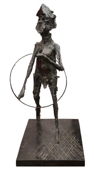 César, 'Napoléon jongleur', 1986