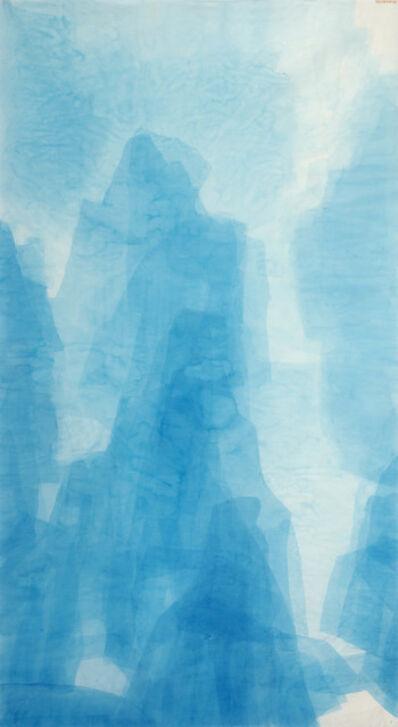 Wang Gongyi, 'Blue Mountains 0731', 2016