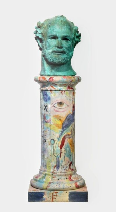 Robert Arneson, 'This Head is Mine', 1981