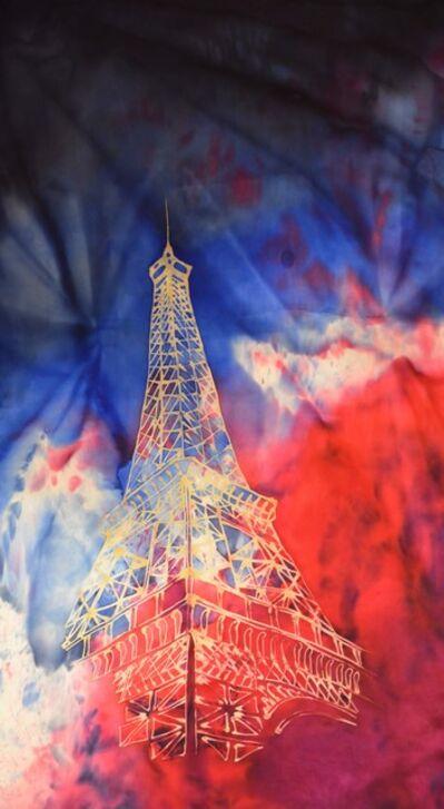 Tyurina Daria, 'Paris', 2019