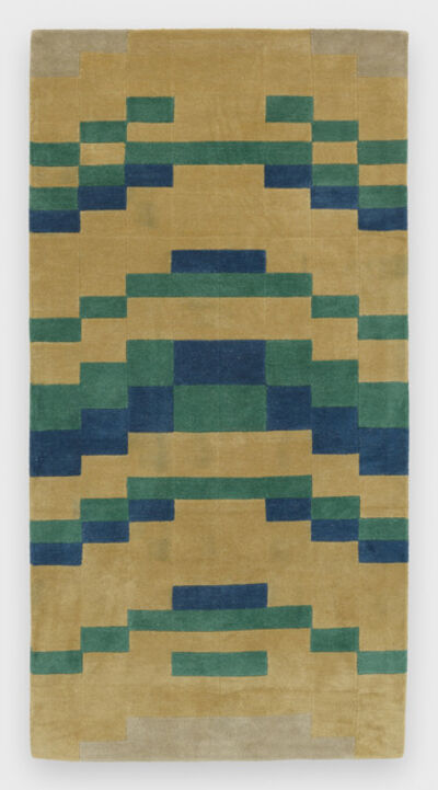 Anni Albers, 'Temple Rug in Emanu-El Colorway', 2019