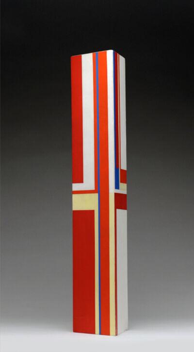 Ilya Bolotowsky, 'Triangular Column', 1971