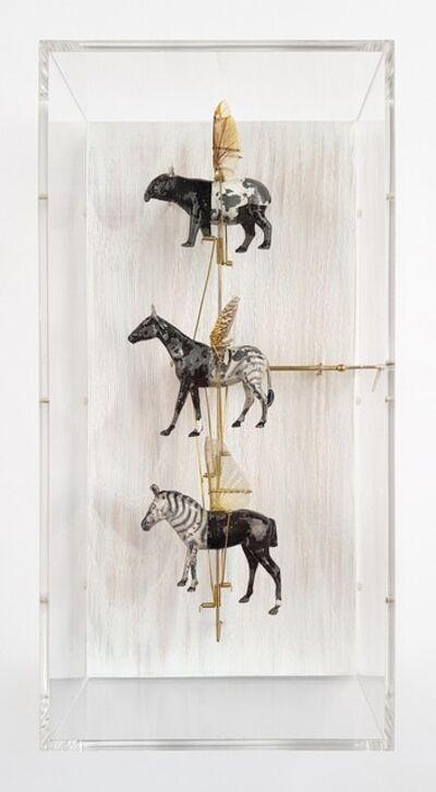 Jane Edden, 'Tapir Variations', 2018