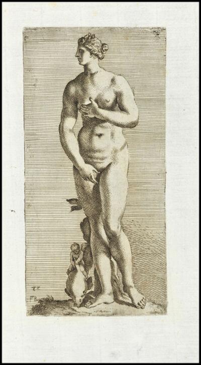 François Perrier, 'Venus Aphroditis in Hortis Mediceis', 1638
