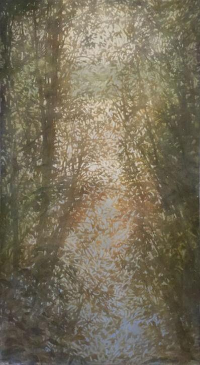 Thomas Monaghan, 'Woven Pathway #1', 2019