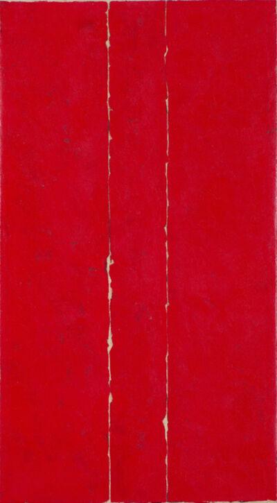 Mala Breuer, '1978 (red)', 1978
