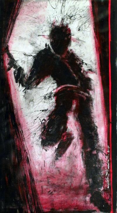 Richard Hambleton, 'Jumping Shadow ', 2014