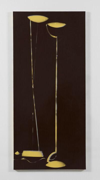 Isa Genzken, 'Zwei Lampen', 1994