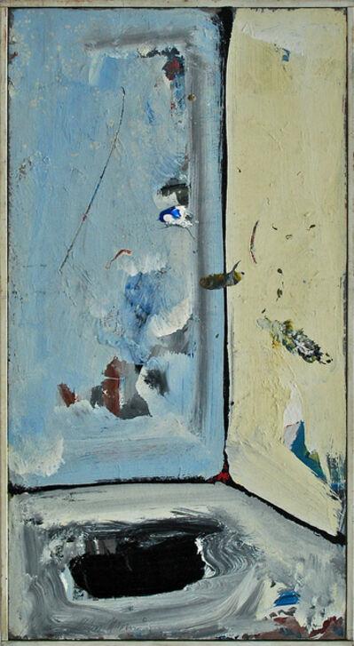 Richard Allen Morris, 'Painted Walls (painter's room)', 1973