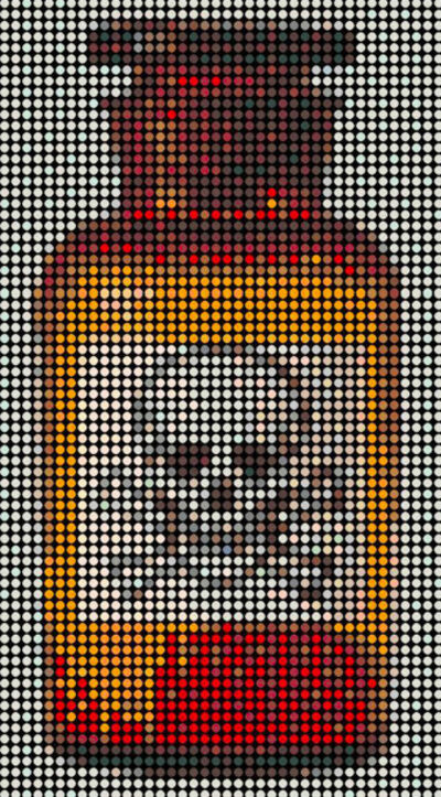 Dimitri Likissas, 'Poison Bottle', 2019