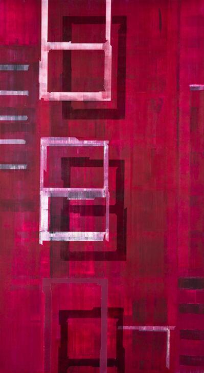 Nuri Kuzucan, 'Red', 2018