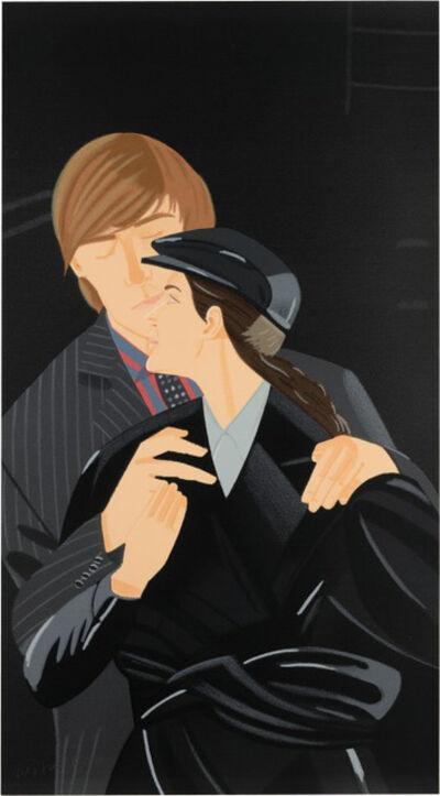 Alex Katz, 'Pas de Deux: Danny Moynihan and Laura Faber', 1995