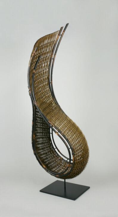 Honma Hideaki, 'Sign of Wind- Stream', 2012