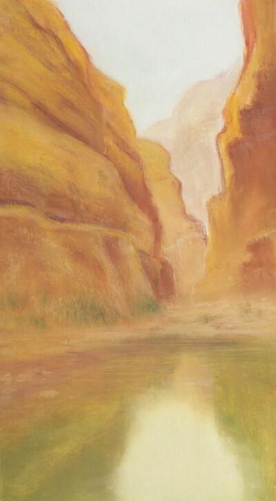 Jim Schantz, 'Wadi Arugot Reflection'