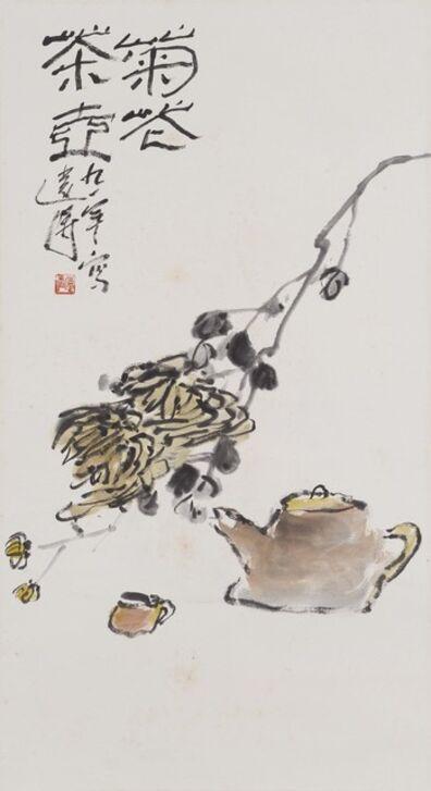Chua Ek Kay 蔡逸溪, 'Chrysanthemum Teapot'