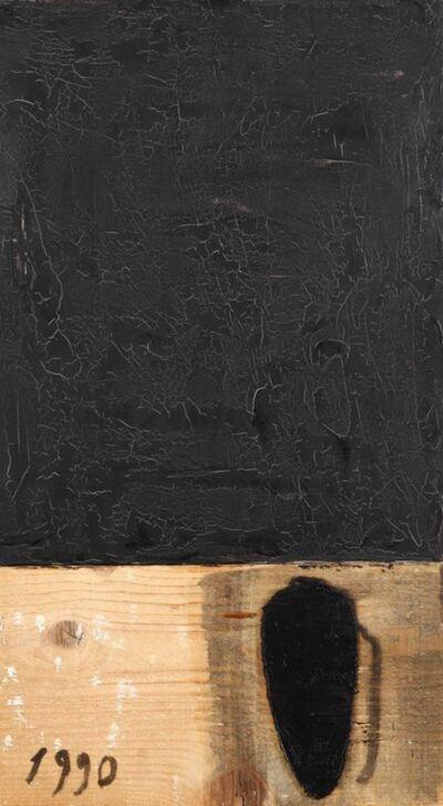 Piero Pizzi Cannella, 'La zolla di terra', 1990