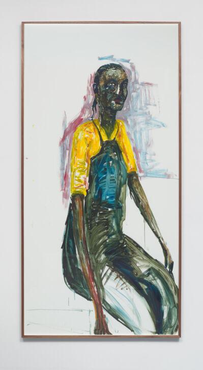 Serge Attukwei Clottey, 'Next chapter', 2020