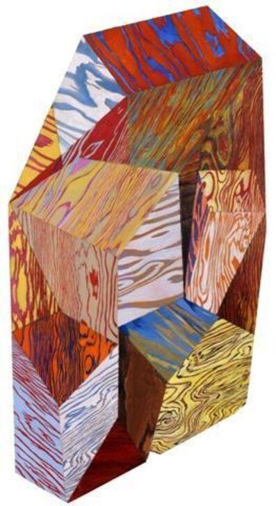 Andrea Lyons, 'Blazing Grain', 2019