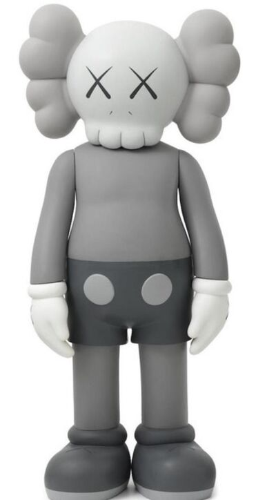 KAWS, 'Companion 4ft (Grey)', 2007