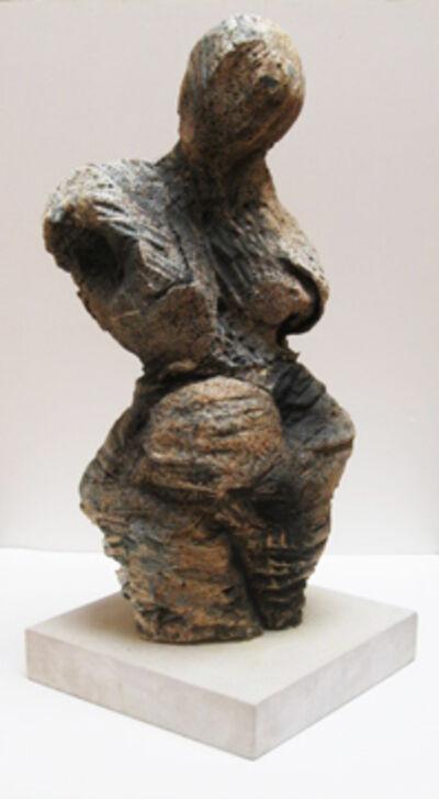 Sheila Ganch, 'Figurative Stratification'