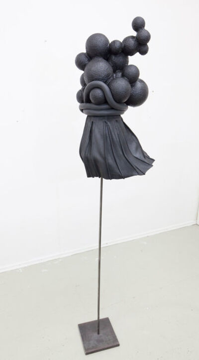 Veronika Veit, 'Turning 2 (Method for shifting one's own point in time of life, try out 02)', 2015