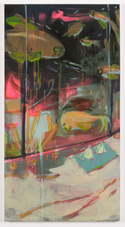 Ting Ting Cheng, 'Big Fish Tank ', 2015
