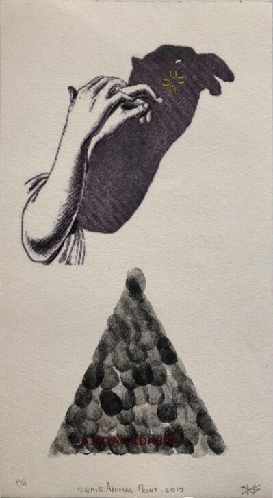 Yamilys Brito Jorge, 'Animal Series: Abracadabra', 2019