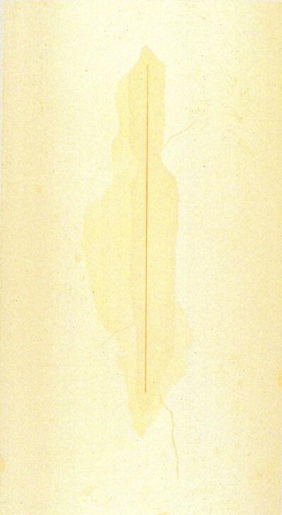 José María Sicilia, 'Fleur Rouge VIII', 1988