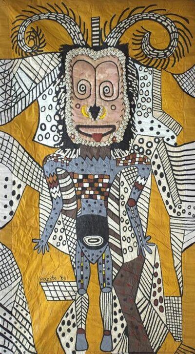 Pacita Abad, 'Hagen man', 1983