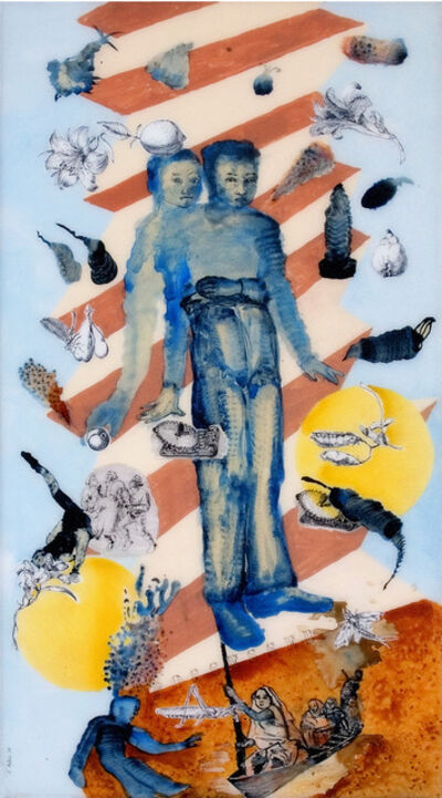 Nalini Malani, 'Nursery Tales 2', 2008