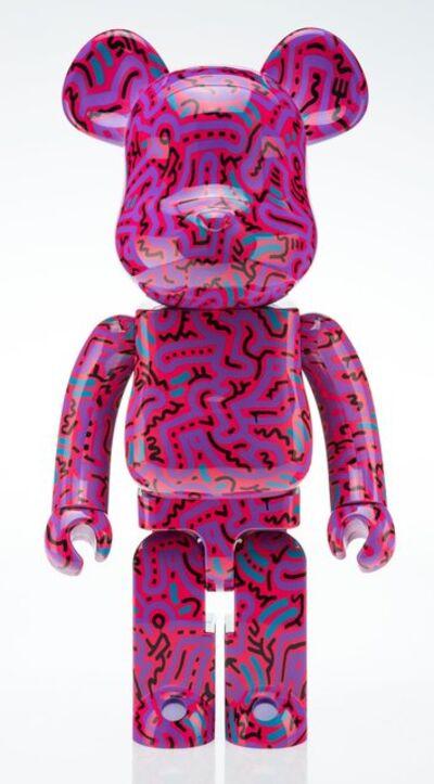 BE@RBRICK X Keith Haring Estate, 'Keith Haring #2 1000%', 2018