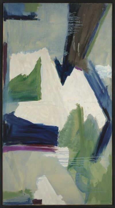 Judith Godwin, 'Abstraction 1954', 1954