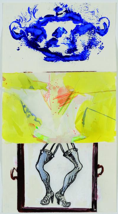 Damian Loeb, 'Exquisite Corpse 53', ca. 2011