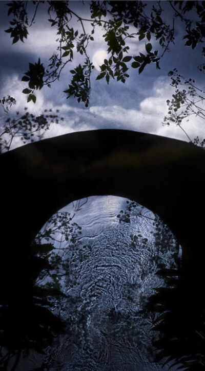 Susan Derges, 'Ascending Moon Bridge', 2013