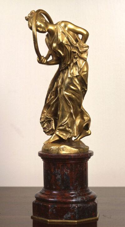 Jean-Léon Gérôme, 'Hoop Dancer (La Joueuse de Cerceau)', Late 19th Century