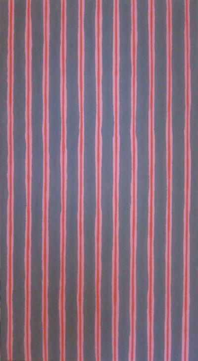 Gene Davis, 'Flamingo', 1978