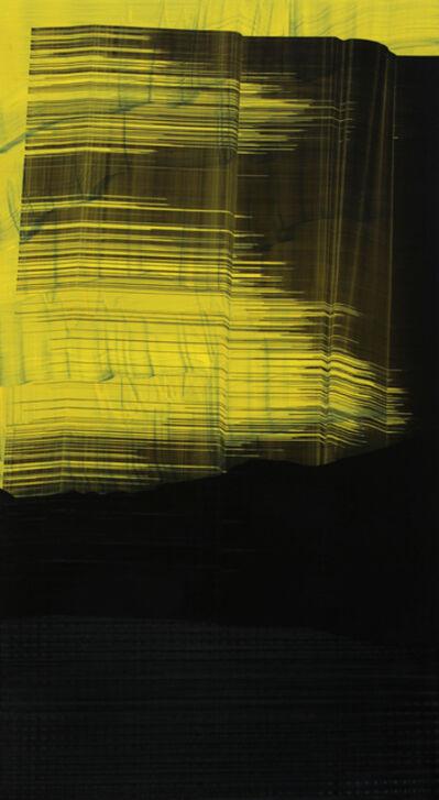 Sergio Barrera, 'Alternation, perceptible time / imperceptible time', 2013