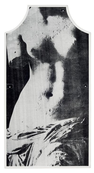 George Maciunas, 'Venus de Milo Apron', 1975