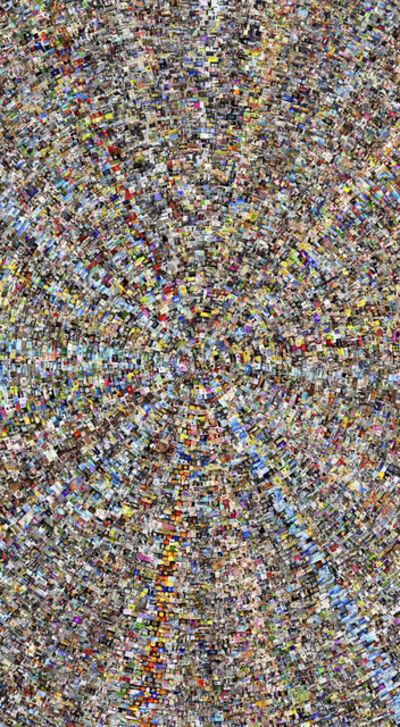 Jason Salavon, 'Good (detail)', 2012