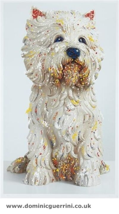 Jeff Koons, 'Puppy', 1999