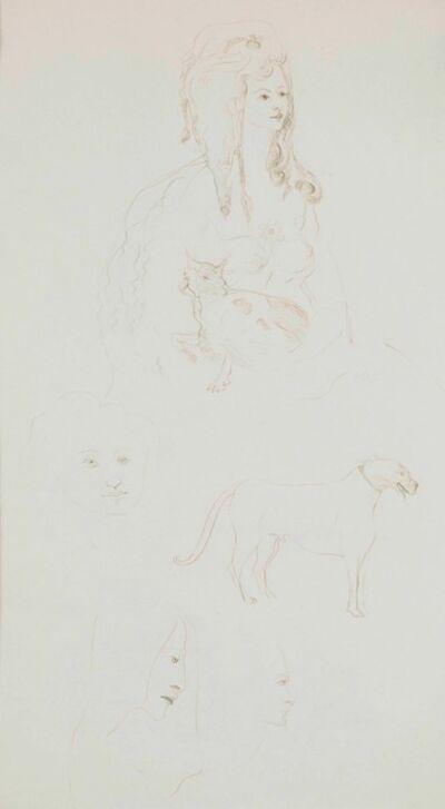 Leonora Carrington, 'Untitled', 1940
