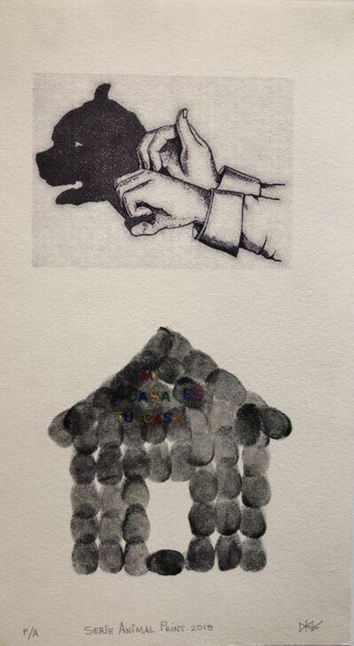 Yamilys Brito Jorge, 'Animal Series: Mi Casa Es Tu Casa', 2019
