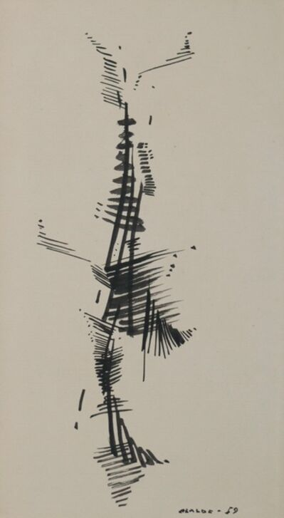 Gastón Olalde, 'Untitled', 1959
