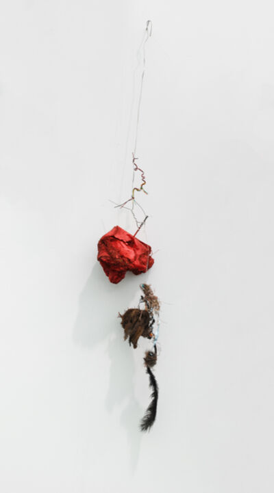 Lonnie Holley, 'Weighing My Heart Against A Feather', 2018