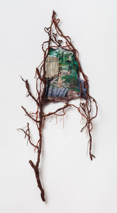 Sophia Narrett, '6 PM', 2018