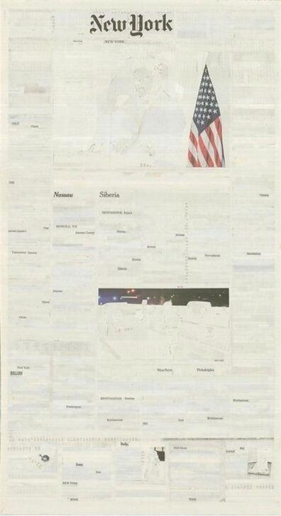 Kim Rugg, 'November 21st #3', 2012