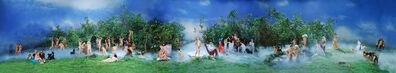 Wang Qingsong, 'Romantique', 2003